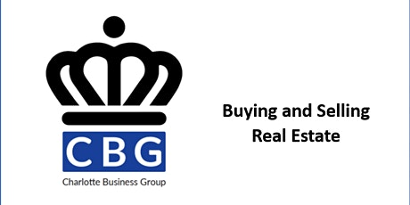 Buying and Selling Real Estate tickets