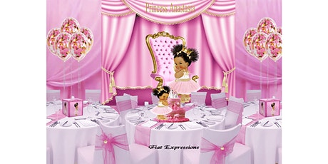 How to Decorate a Princess Baby Shower on a Budget? tickets
