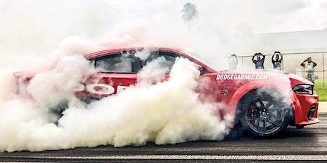 Dodge Thrill Rides at Mecum Kissimmee tickets