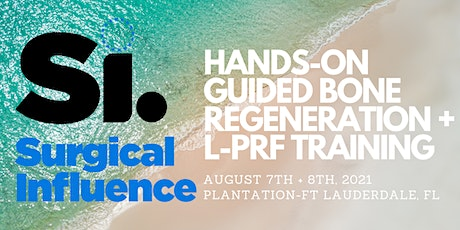 Si: Fienodontics + ImplantsDC present Hands-On GBR + L-PRF tickets