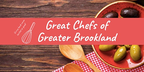 Great Chefs of Greater Brookland! tickets