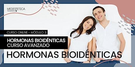 Curso Avanzado de Hormonas Bioidénticas: Módulo 3 entradas