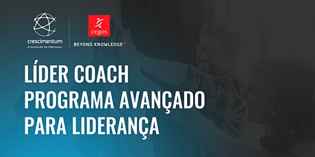 Líder Coach | Presencial ingressos