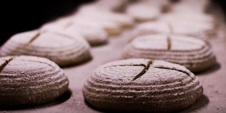 Gluten Free Sourdough Making and Baking tickets