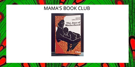 Mama's Book Club - January tickets