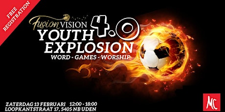 Youth Explosion 4.0 tickets