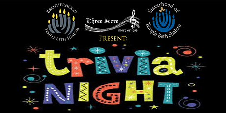 Tzedakah Trivia Night tickets