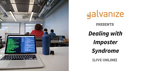 Dealing with Imposter Syndrome [LIVE ONLINE] tickets