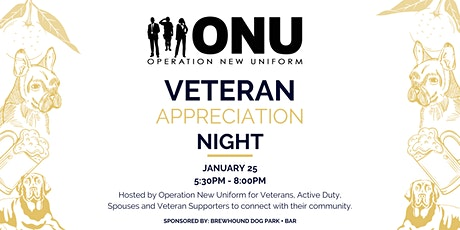Veteran Appreciation Night by ONU tickets