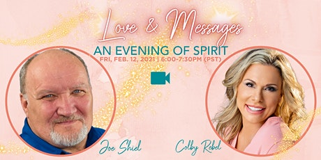 Love & Messages-an Online Evening of Spirit Messages tickets