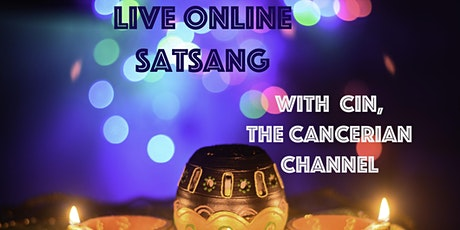 ♋️ Let's Talk Relationships (Satsang with Cin, The Cancerian) tickets