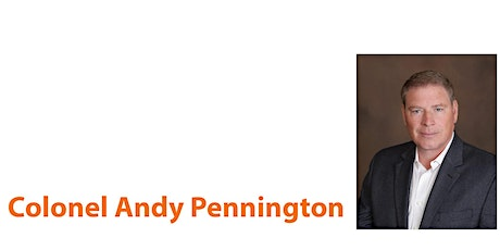 "IncubatorCTX Speaker Series - Colonel Andy Pennington: ""AI & Its Impact"" tickets"