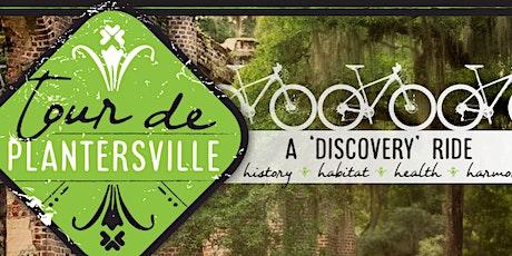 Tour de Plantersville 2021 tickets