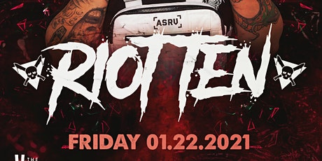 Riot Ten // 1.22 // The Venue Fort Lauderdale tickets