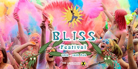 The Liberators Bliss Fest 2021 tickets