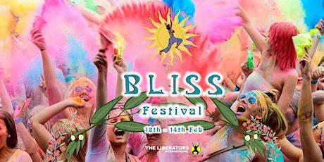 The Liberators Bliss Fest 2021 tickets