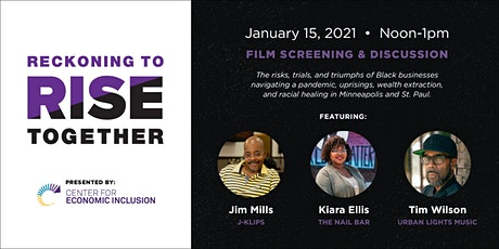 Reckoning to Rise Together | Film Screening and Discussion tickets