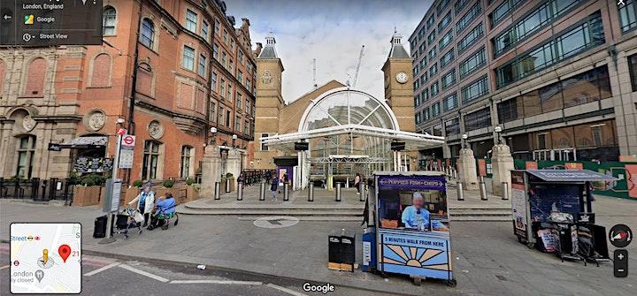 Spitalfields Heritage Walk image