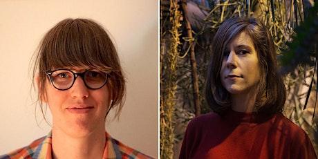 Sarah Hennies + Marja Ahti: Artist to Artist Talk tickets