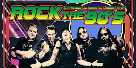 Rock The 90's USA – The Official 90s Rock Tribute tickets