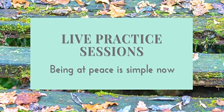 Live Practice Sessions tickets
