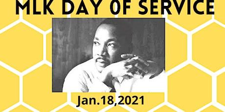 MLK Jr. Day of Service 2021 tickets