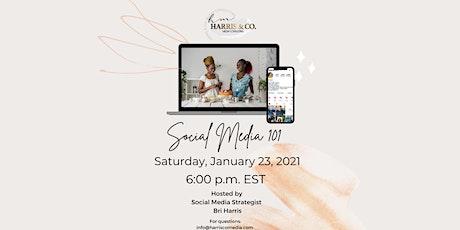 Social Media 101 for Black Women tickets