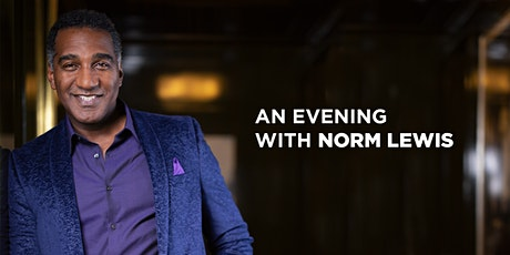 Norm Lewis - Feb. 1, 2021 tickets