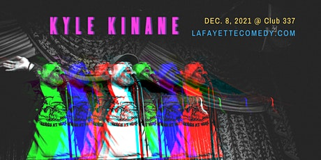 """Kyle Kinane : The """"So, Where Were We?"""" Tour at Club 337