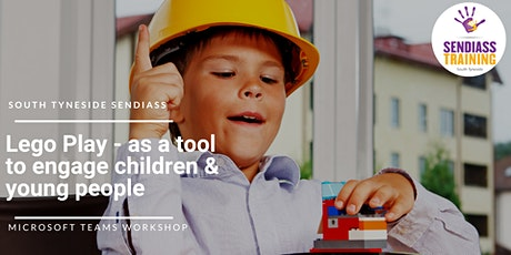 Lego Play - As a tool to engage with children & young people tickets