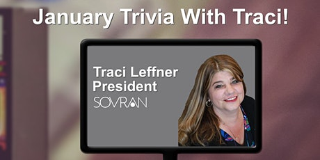 Trivia With Traci! | Sovran | January Trivia Event tickets
