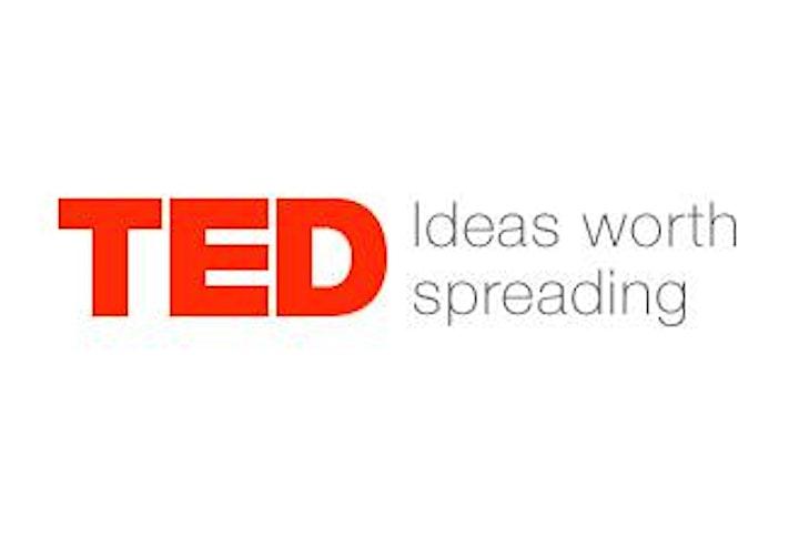 (FREE)TED Talk Tuesdays @ The (Virtual) Sandbox, Ssi 3/9/2021 image