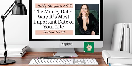 The Money Date with Holly Morphew AFC® tickets