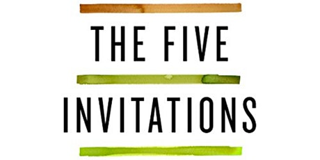 *VIRTUAL* The Five Invitations, discussion #4:  Find a Place of Rest tickets