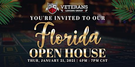 Florida Branch Open House! tickets