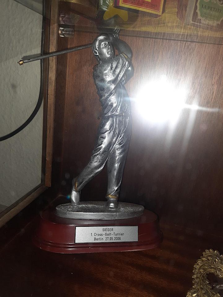 2.Cross Golf Tunier: Bild