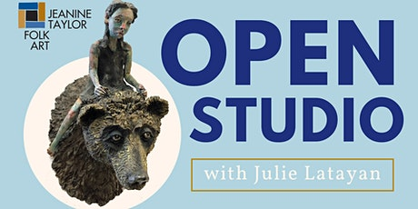 Open Studio with Julie Latayan tickets