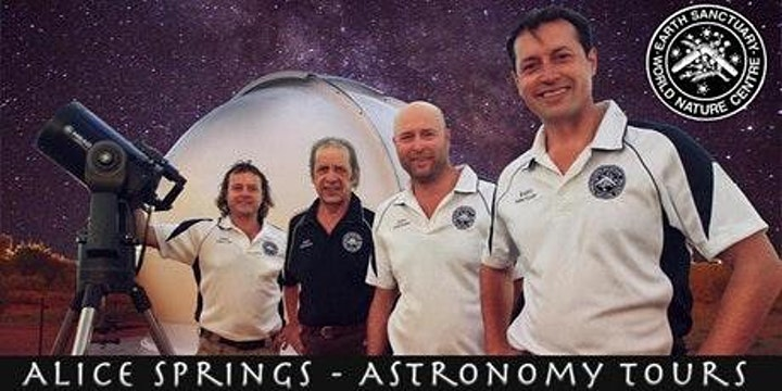 Alice Springs Astronomy Tours | Thursday April 8th : Showtime 7:00 PM image