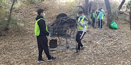 Cleaning Spaces. Creating Happy Places! - Trail Cleanup tickets
