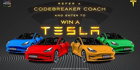 Enter to win a TESLA! tickets