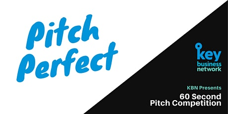KBN 60 Second Pitch Competition tickets