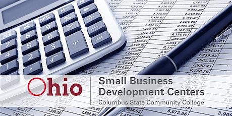Ohio SBDC Small Business Tax Workshop tickets