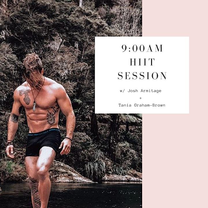 Saturday Sessions - Sweat. Nourish. Connect. image