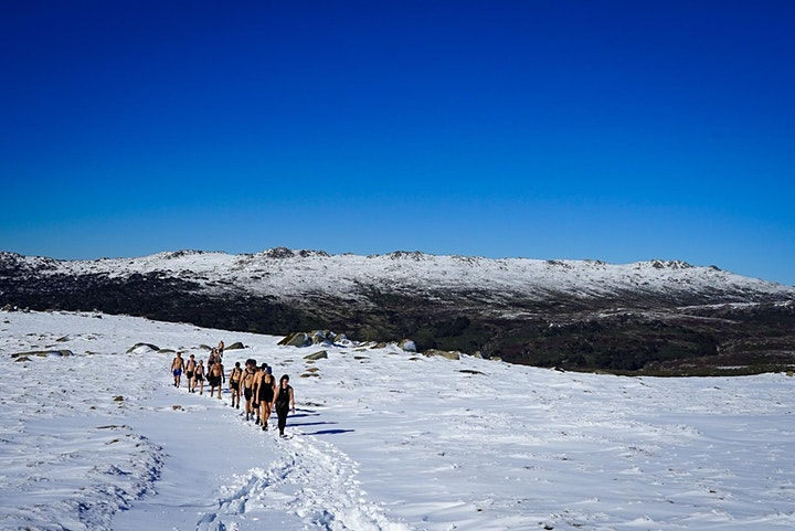 Wim Hof Method Snowy Mountains Couples Retreat (Level 3) image