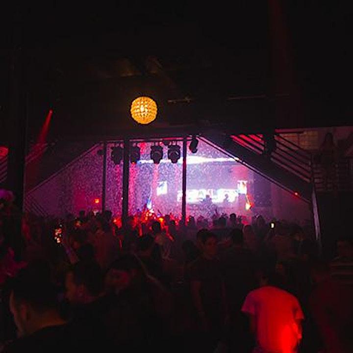 Saturdays at Celine, Gilt, Tier, Attic & more | Bar Crawl Party Van image