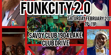 Funk City2.0 tickets