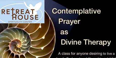Contemplative Prayer as Divine Therapy tickets