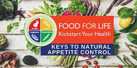 Plant-Based Cooking Class: Keys to Natural Appetite Control tickets