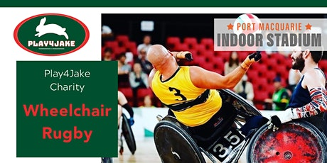 Play4Jake Charity Wheelchair Rugby tickets