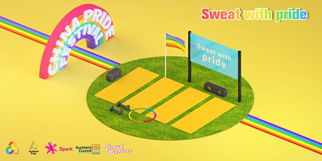 Sweat With China Pride tickets